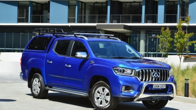 Accessory Options Added To LDV T60 Ute Range