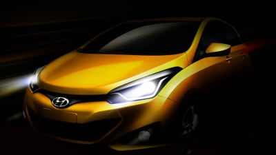 Hyundai HB20 Teased, Bound For Emerging Markets