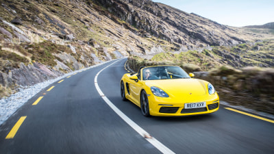 New kit for Porsche 718 Cayman, Boxster