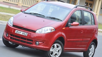 The $11,990 car: Chery J1 tested