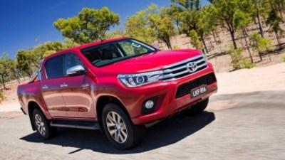 Toyota expands HiLux model range