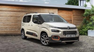Citroen Debuts Third Generation Berlingo Van