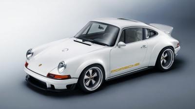 Singer reveals stunning lightweight Porsche 911