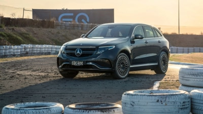 Mercedes-Benz EQC preview