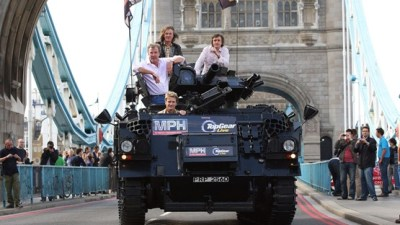 WIN: Top Gear Live 2010 Tickets - Round Two Winner Announced!