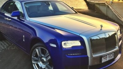 Rolls-Royce Ghost Series II quick spin