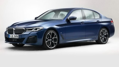 2021 BMW 5 Series revealed early as official images leaked online