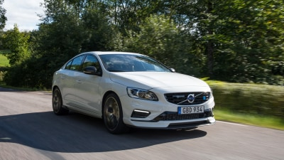 Updated Volvo S60 and V60 Polestar revealed
