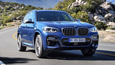 BMW rules out performance diesel SUVs