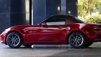 Mazda gives MX-5 a bump in power