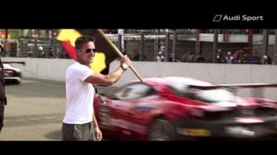 Video: Audi Celebrates 24Hr Racing Hat-Trick With Spa-Francorchamps Win
