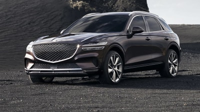 2021 Genesis new cars