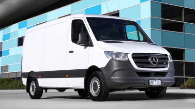 Mercedes-Benz Sprinter 2019 first drive review
