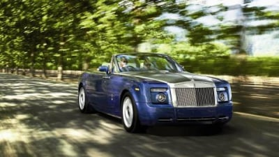 Rolls-Royce record bumper sales in 2007