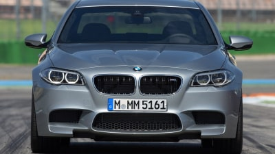 2014 BMW M5 Revealed, Competition Pack Launched For M5 And M6