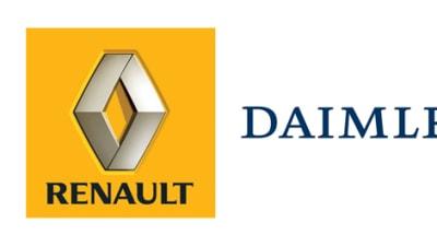 Daimler And Renault-Nissan Alliance Announce Strategic Partnership