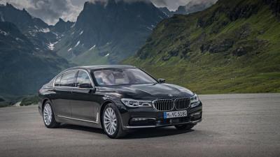 BMW Adds Plug-In Hybrid 740e To iPerformance Range
