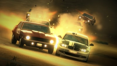 Blur Racing Video Game Trailer Released