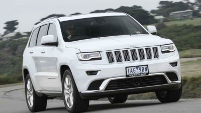 Jeep Grand Cherokee Recalled For Fuel Rail Rectification