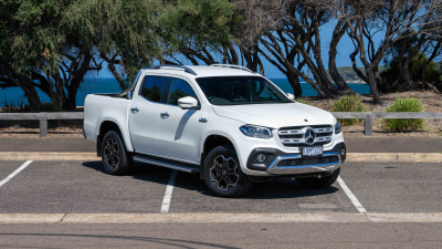 Mercedes-Benz X-Class X350d 2019 Utility Review