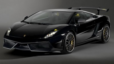Lamborghini Gallardo LP570-4 Blancpain Revealed