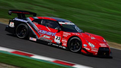 Nissan's SuperGT Domination Continues