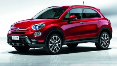 Fiat 500X Abarth on the cards
