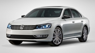 Volkswagen Passat Performance Concept Revealed In Detroit