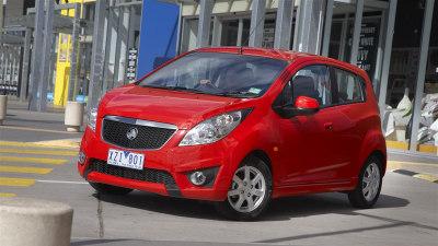 2011 Holden MJ Barina Spark Review