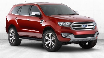 Ford Everest Set For Australia In 2015, Makes Bangkok Auto Show Appearance