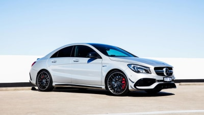 2016 Mercedes-AMG CLA 45 Review | The Essence Of AMG In A Potent Little Rocket