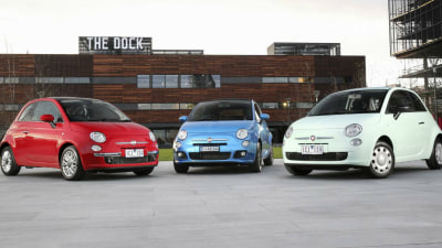 New Fiat 500 Due In July
