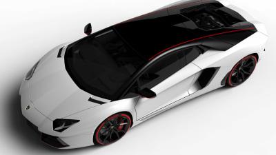 Lamborghini Reveals Aventador Pirelli Edition
