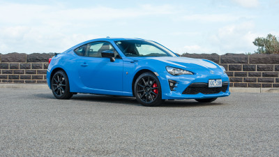 2019 Toyota 86 GTS Apollo Blue review