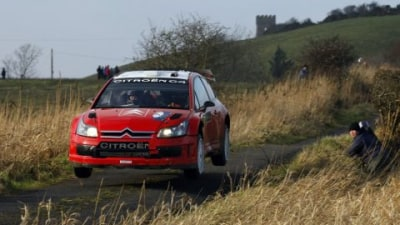 Australian Chris Atkinson Leads Citroën's WRC Hopes In Ireland