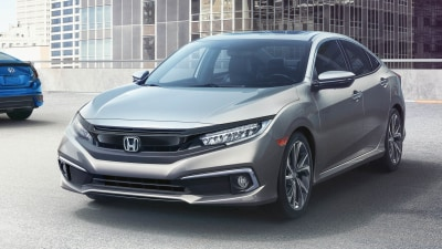 Honda reveals updated Civic