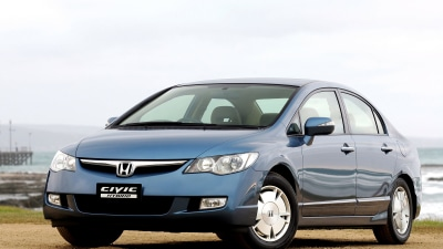 Honda Civic Hybrid Used Car Review