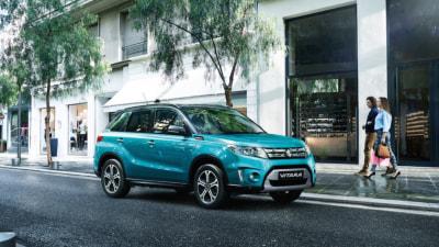 Suzuki Australia Confirms Vitara Turbo For 2016