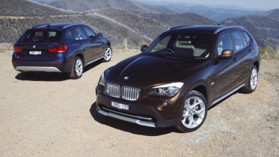 2010 BMW X1 Range Launched In Australia