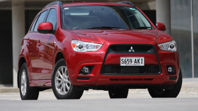 2012 Mitsubishi ASX 4WD DI-D Manual Review