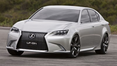 2013 Lexus GS To Make August Debut At Pebble Beach Concours