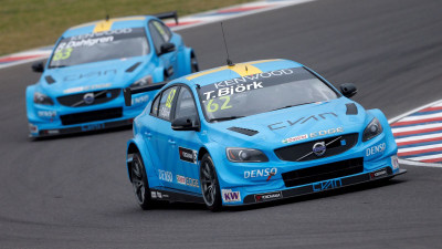 Volvo Welcomes Lotus Engineering Expertise