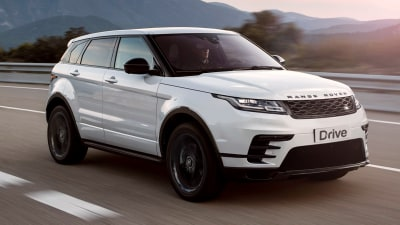 Coming Soon: Range Rover Evoque