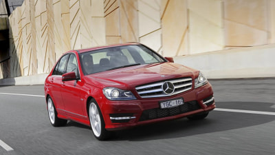 C-Class Petrol Four-Cylinder Models Get Start/Stop Technology