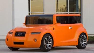 Scion Hako concept unveiled in New York