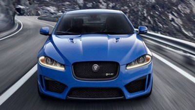2013 Jaguar XFR-S Hits The Net