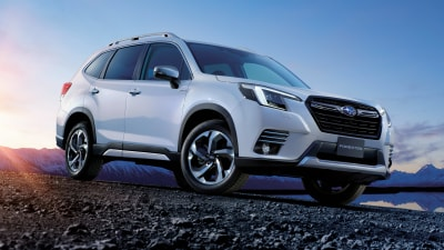 2022 Subaru Forester facelift revealed, Australian launch due by October 2021