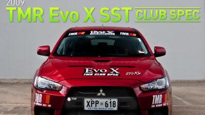 2009 TMR Evo X SST Club Spec Road Test Review