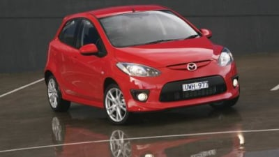Mazda2 voted Japanese Car of the Year