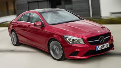 Mercedes CLA Revealed Ahead Of Australian Debut